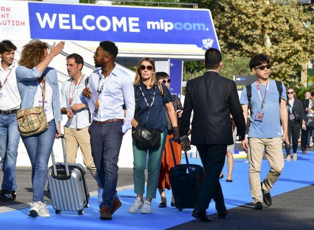 Le programme de la MIPCOM 2018 à Cannes.