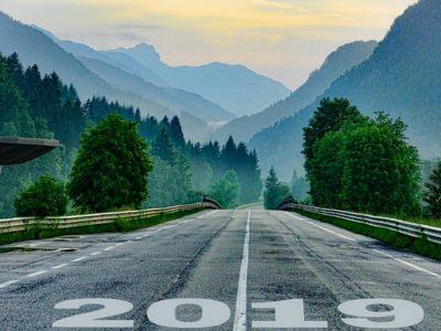 Ligne de départ pour 2019