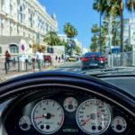 Chauffeur VTC à Cannes sur la Croisette.