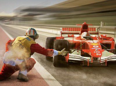 Formule 1 du Grand Prix de Monaco.