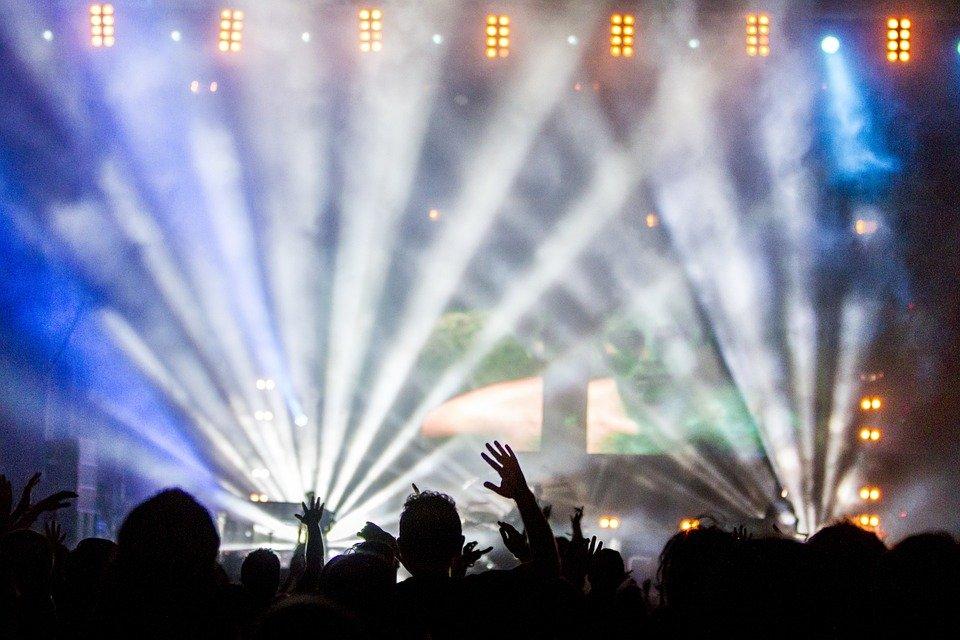 Concert des soirées estivales.